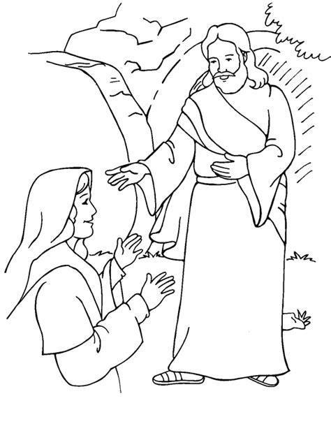 imagenes de jesus resucitado para colorear jes 250 s ha resucitado hoja para colorear hojas para