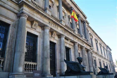 el museo de los museo arqueol 243 gico nacional la m 225 s moderna colecci 243 n de antig 252 edades mirador madrid