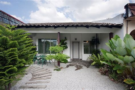 Malaysia Home Renovation 2 Storey 11 Idea Ubah Suai Muka Depan Rumah Teres Anda