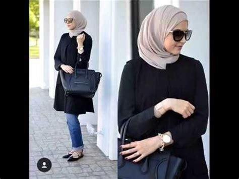 Dress Wanita 578 10 wanita cantik berhijab modern dan elegan