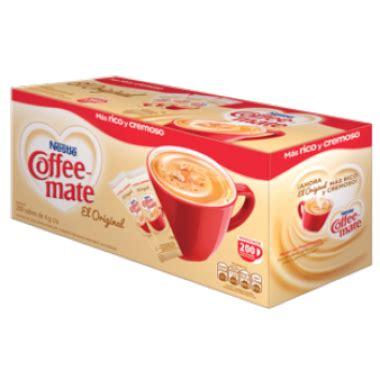 COFFEE MATE® Sticks, 6 x 200 x 4g   COFFEE   MATE®   Nestlé Professional