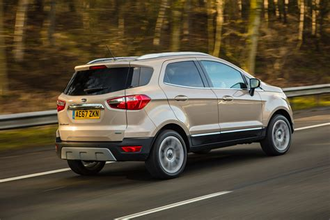 New Ford 2018 Ecosport by New Ford Ecosport 2018 Uk Review Pictures Auto Express