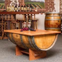Wine Barrel Coffee Table Sale Napa East Wine Barrel Coffee Table Coffee Tables At