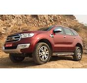 2016 Ford Endeavour Launched In India Prices Start At Rs