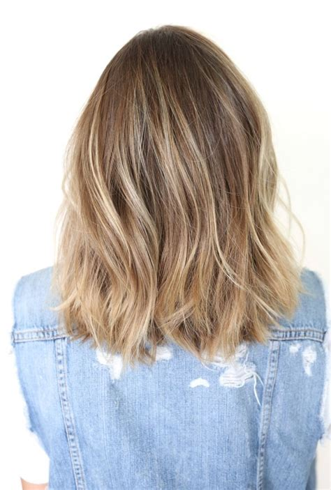 show me the back of lob haircuts lob haircut pictures show front and back