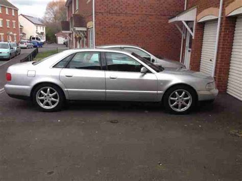 Audi A8 2 8 by Audi 2000 A8 2 8 Sport Auto Silver Car For Sale
