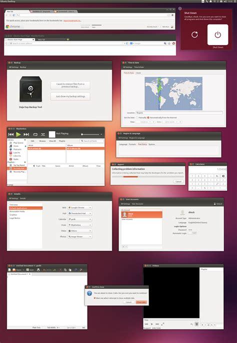 Templates For Ubuntu | ubuntu template gui