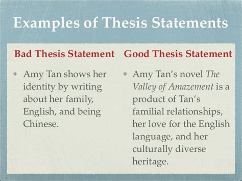 What Makes A Thesis Statement For A Research Paper - argumentative essay thesis