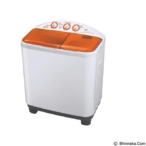 Mesin Cuci Sanken Tw 1222 jual sanken mesin cuci 2 tabung tw 8866n murah