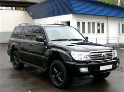 2001 Toyota Land Cruiser 2001 Toyota Land Cruiser Wallpapers 4 2l Diesel For Sale