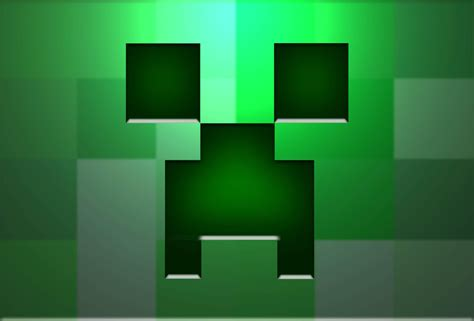 Mine Craft Wall Papers - minecraft creeper backgrounds wallpaper cave