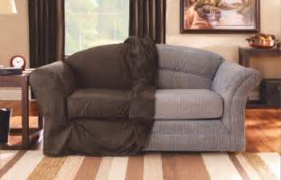 Diy No Sew Slipcover Shopping For Slipcovers Interior Designing Ideas