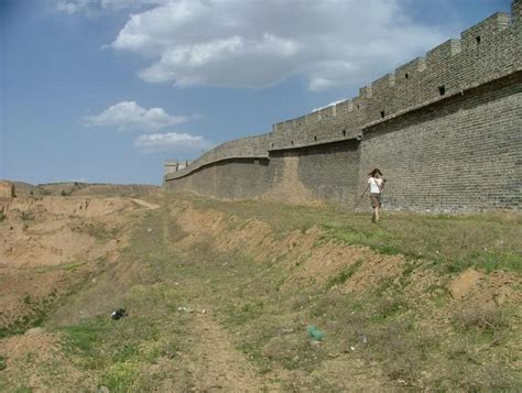 great wall sections shahukou great wall pictures