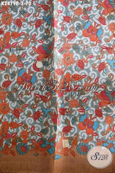 Kain Batik Kupu Kupu Mavee Batik batik kain motif kupu dan bunga batik istimewa