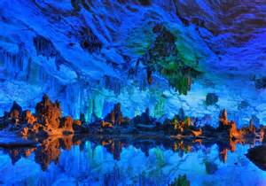 Reed Flute Cave China by Reed Flute Cave China The Most Beautiful Caves And