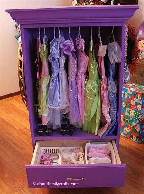 dress up armoire this dress up armoire is a great diy project for the