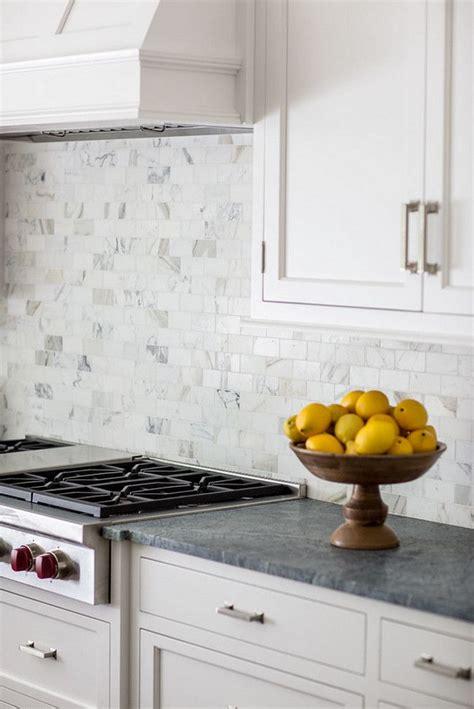 white kitchen with calacatta gold backsplash tile backsplash com 35 best images about counter on pinterest grey super