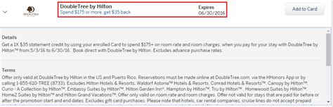 Where To Buy Hilton Gift Cards - 18 new amex offers big lots doubletree home depot petco more