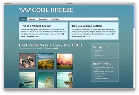 builder child themes cool breeze screenshot ithemes
