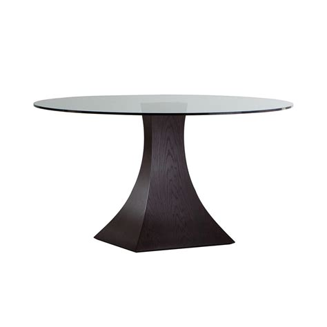 wood pedestal base for dining table pedestal dining table base glass top dining table with