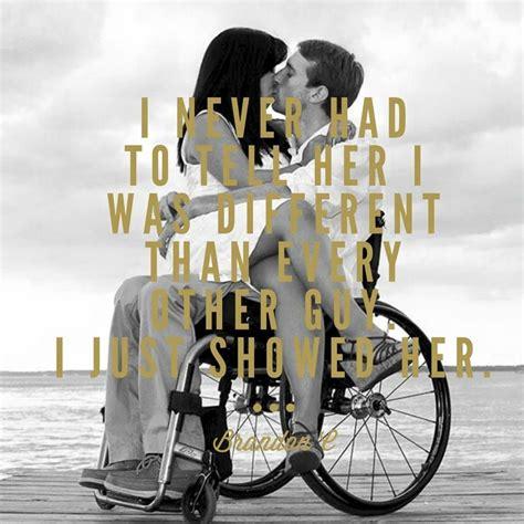 Wheelchair Romance Brandon C Writing Writing Prompts