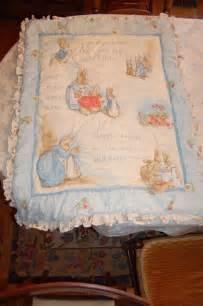Beatrix Potter Crib Bedding Beatrix Potter Rabbit Baby Crib Bedding Set Bumpers Fitted Sheet Comforter Baby Crib