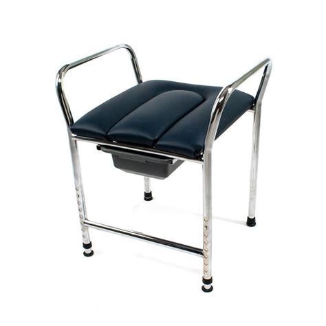 sgabello sedia sgabello sedia da comodo con wc regolabile