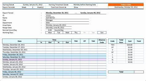 5 Payroll Timesheet Template Sletemplatess Sletemplatess Excel Templates Include Which Of These Common Documents