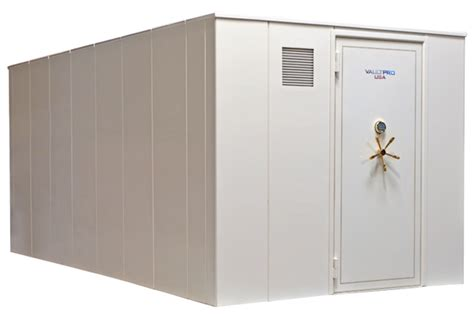 Convert Closet To Safe Room by Vaultpro Usa S Modular Safe Rooms