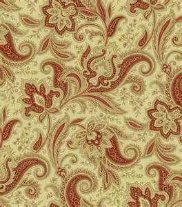 Joann Home Decor Fabric by Home Decor Print Fabric Waverly Rustic Retreat Crimson At
