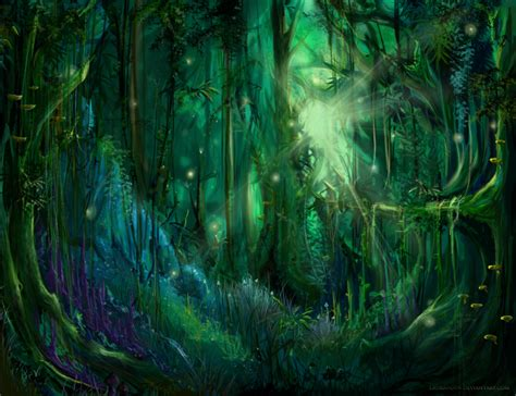libro enchanted magical forests enchanted forest lights by theladylaura on