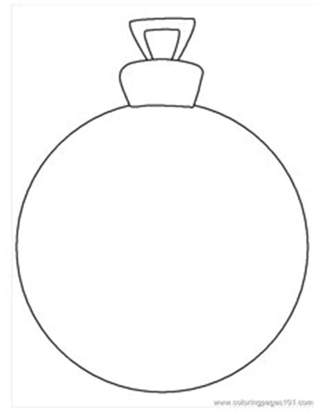 blank christmas ornament coloring page search results for blank christmas ornaments coloring