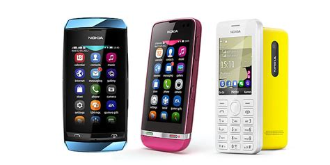 Hp Nokia Second Asha 200 how nokia asha 200 and 201 users can get whatsapp onto their devices neurogadget