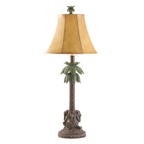 palm tree home decor koehler home decor gift accent tropical palm tree l ebay