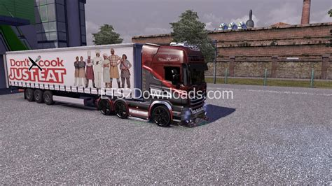 eat trailer free ets2 mods don t cook just eat trailer