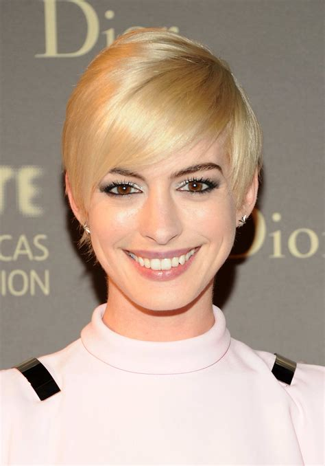 famous   short hairstyles  celebrities