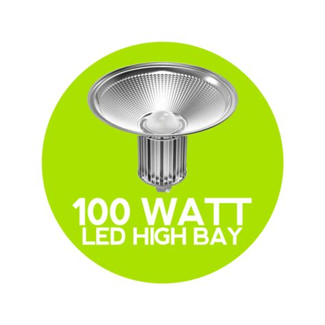 Lu Sorot Led 100 Watt 200 watt led high bay