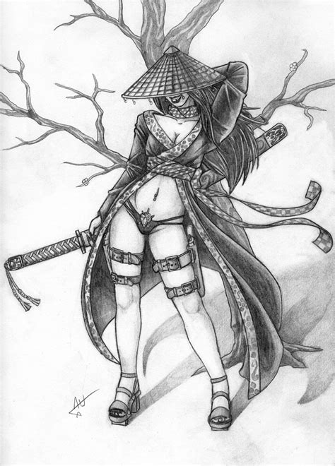samurai by jackwrench on deviantart