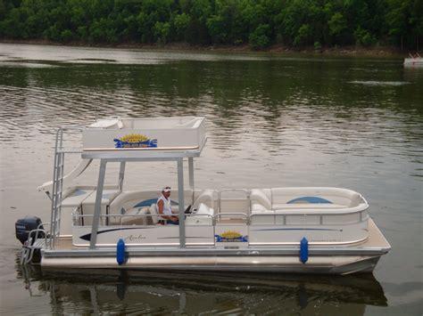 pontoon water slide boat rentals taylorsville lake marina