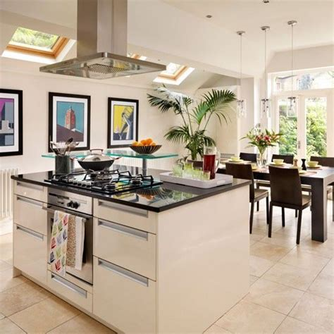 kitchen diner ideas home kitchen diner design ideas