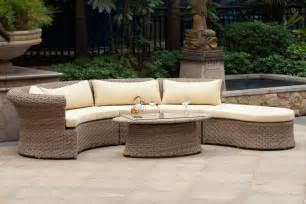 half circle patio furniture half circle outdoor furniture patio outdoor decoration