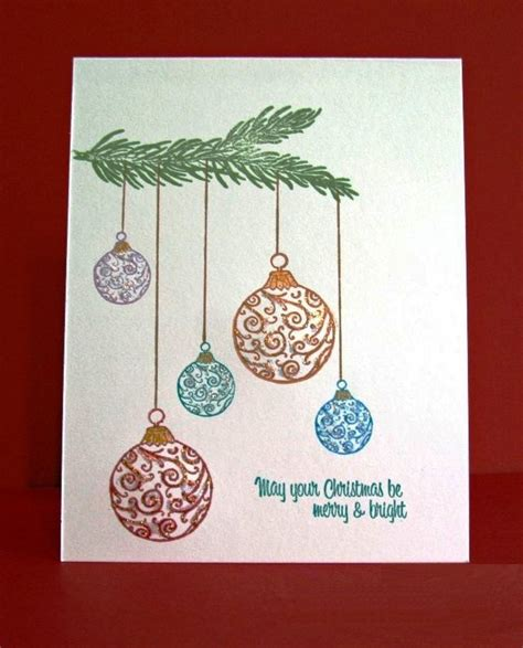 amazing christmas card ideas   inspired luv