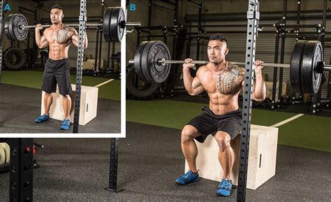 box squat bench 3 squats variations better than your bad back squat