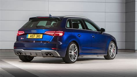Audi S3 Speed audi s3 sportback 2018 review stealth speed car magazine