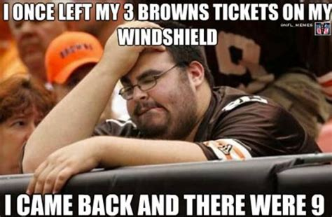 Cleveland Brown Memes - cleveland browns nfl too funny pinterest too