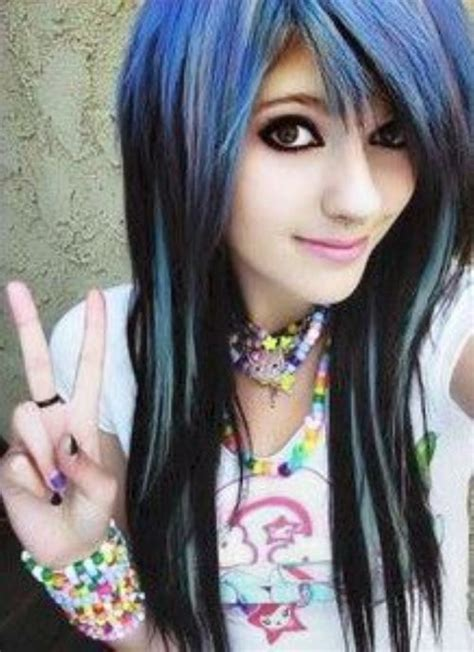emo chick hairstyles 67 emo hairstyles for girls i bet you haven t seen before