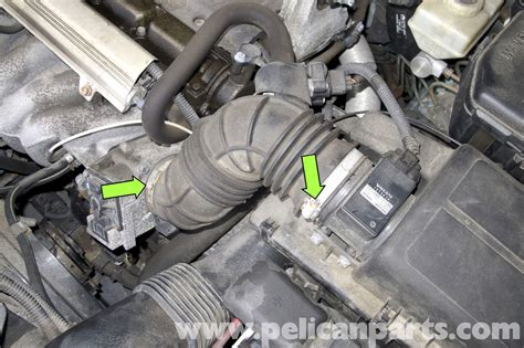 volvo  throttle housing replacement   pelican parts diy maintenance article