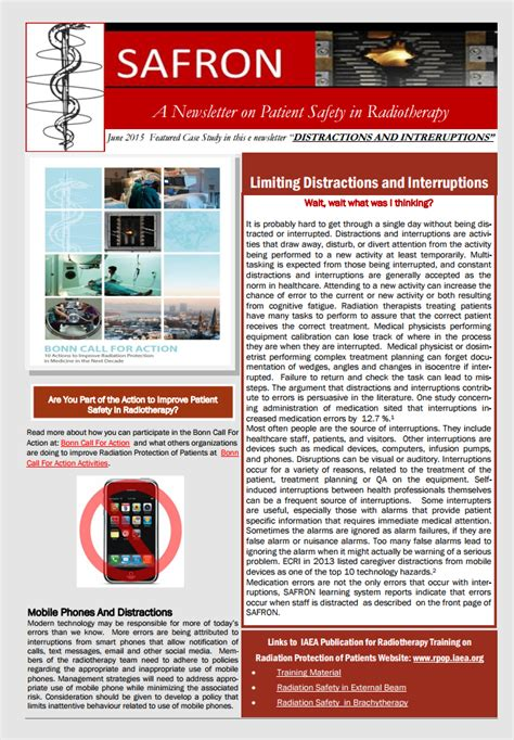 The Newsletter New Issue by New Issue Of Safron Newsletter