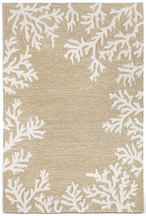 neutral area rug trans 1620 12 coral bdr neutral area rug