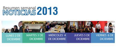 Resumen 6 De Diciembre by Resumen Semanal De Noticias 02 Al 06 De Diciembre